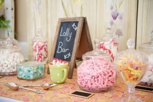 Candy Buffets & Lolly Bars