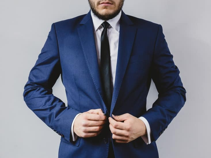 Suit Up In Style - Corporate Events Man Suit