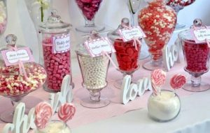 Christening/ Baby Showers Candy Buffets