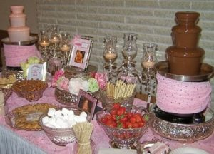 Corporate Candy Buffet