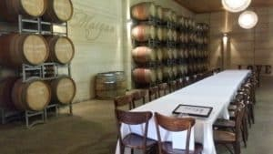 Hunter Valley Wedding Planner: Barrel Room