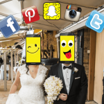 Social Media at Weddings, Smart Phones & Social Media on your Wedding Day