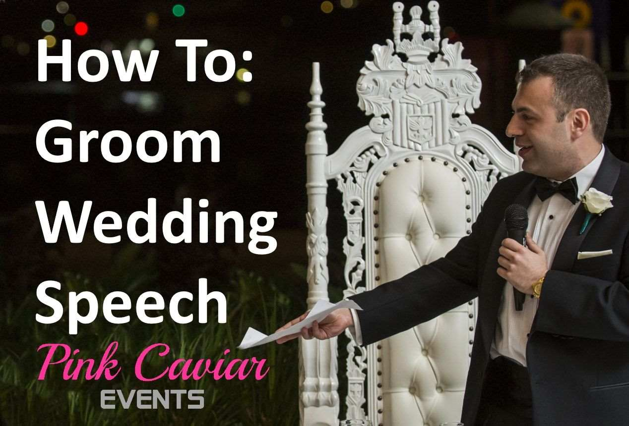 How To Groom Wedding Speech Guide Dimitri Cassimatis
