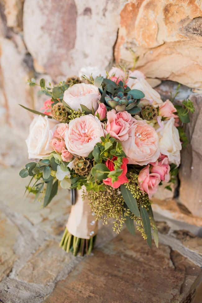 Rustic Theme Flowers