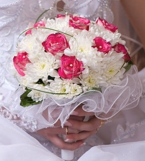 Bouquet Types: Ballerina Bouquet