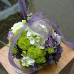 Bouquet Types: Pomander Kissing Ball Bouquet