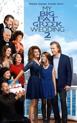 My Big Fat Greek Wedding 2: Marriage Equality