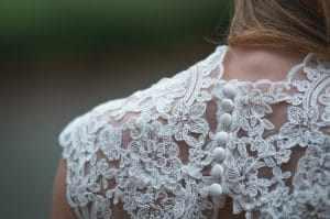 Lace Dress Anniversary Wedding Gift