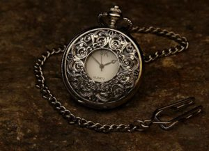 25th Year Anniversary Gift Meanings Silver Silverware Pocket Watch