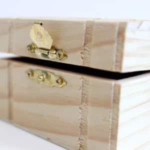 Wooden Box Anniversary Gift
