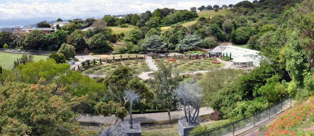 Wellington Wedding Planner: Wellington Botanic Garden
