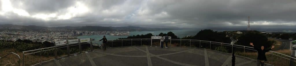 Wellington Destination Wedding Planner: Mount Victoria Lookout