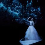 New Zealand Destination Weddings: Waitomo Glowworm Cave New Zealand