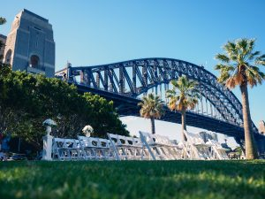 Sydney Destination Wedding: Sydney Harbour Bridge