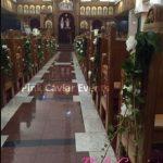 Church Pew FloralsWM