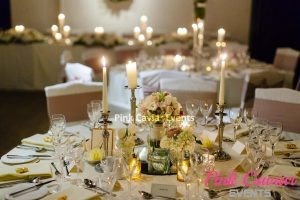 Centrepieces Pink Caviar Events
