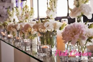 Neutrals with soft pink - vases and WM TO BE REPLACED