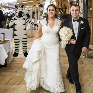 Furry Wedding Planner: Bridal Couple