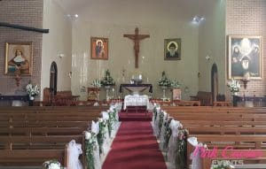 church wedding ceremony le montage WM