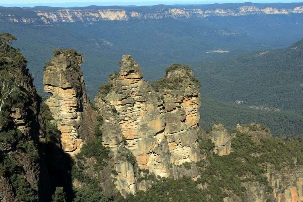 Destination Wedding Blue Mountains: Three Sisters