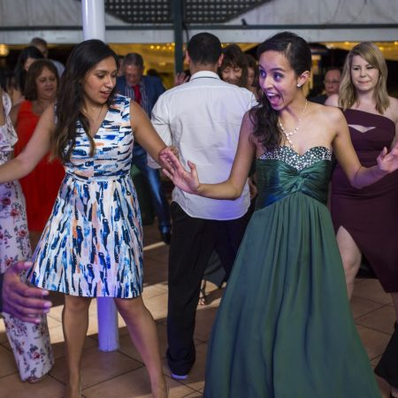 Popular Wedding Date: Dancing Group