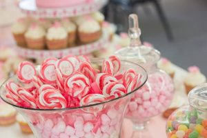 Candy Bar Pink Caviar