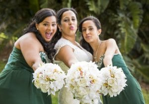 Bridesmaid Speech: Group Photo