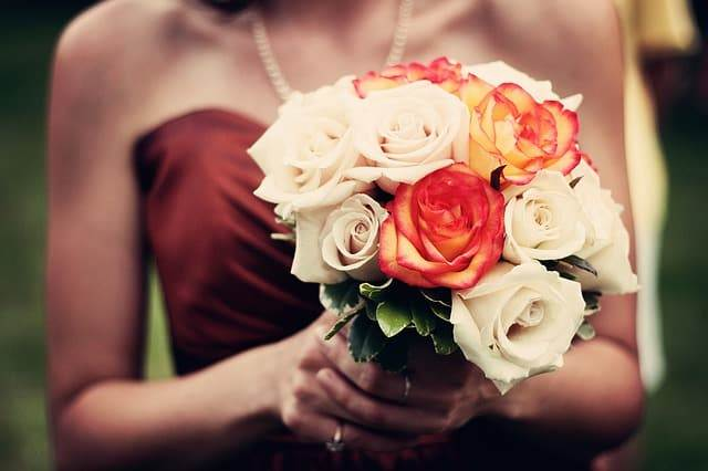 Bouquet Types: Posy Bouquet