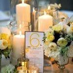 Pillar-Candle-Mercury-Glass-Wedding-Centerpiece WM