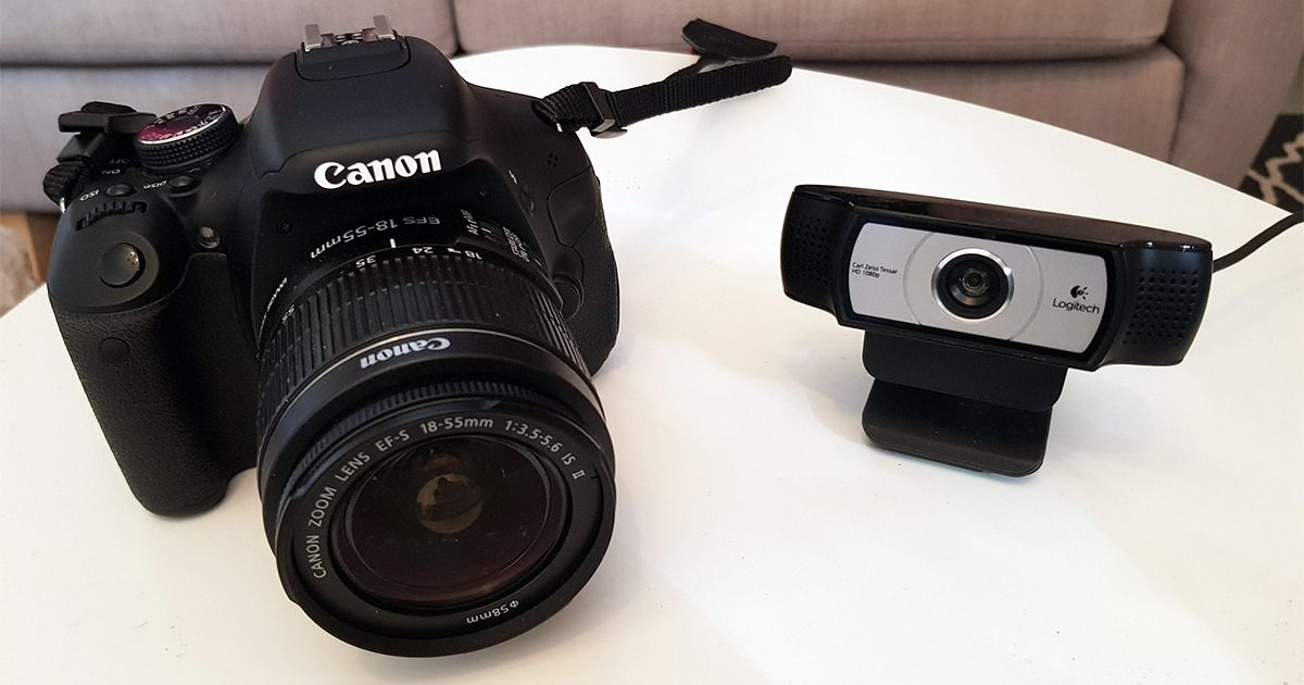 What To Look For In Photo Booths DSLR VS Webcam