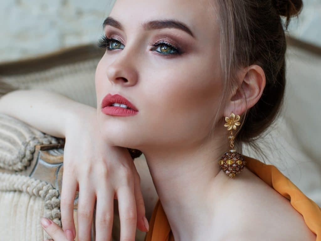 Wedding Gift Exchange Bride Gift Jewellery Earrings
