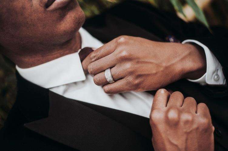 Wedding Gift Exchange Groom Gifts Ring