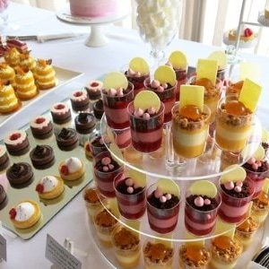 Dessert & Candy Bars
