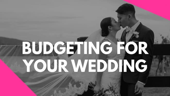 Budgeting for your Wedding Vlog Series by Stephanie Cassimatis