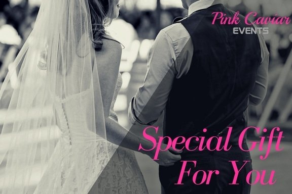 Pink Caviar Events Gift Certificate
