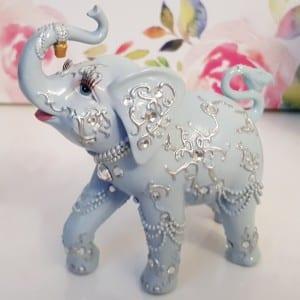 Wedding Anniversary Traditional Gift Ivory Elephant