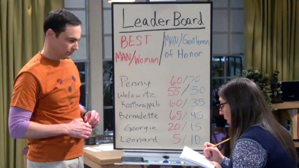 Big Bang Theory Wedding - Sheldon & Amy Wedding Planning (SPOILERS)