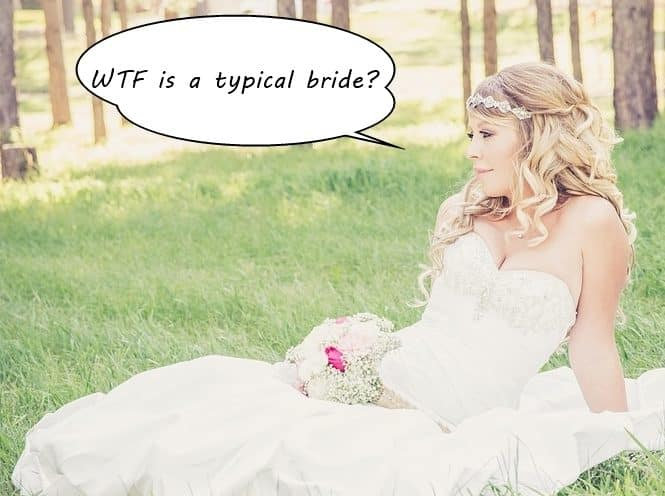 Ask Emilie: Not A Typical Bride