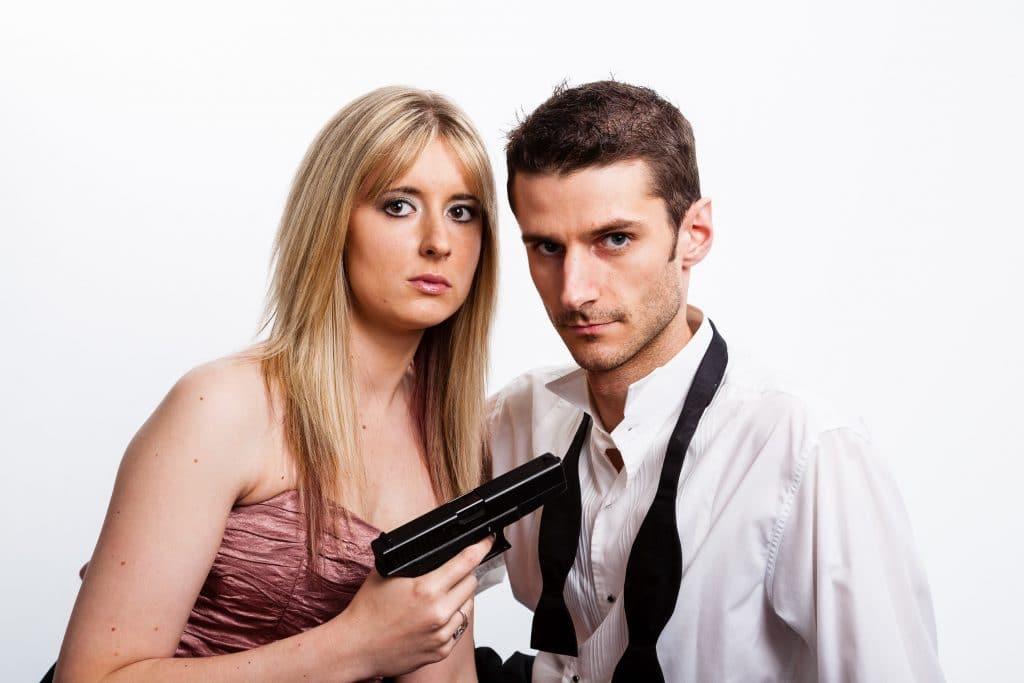 Dangerous Duties Of The Bridal Party