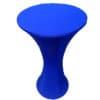Lycra Bar Cover - Blue