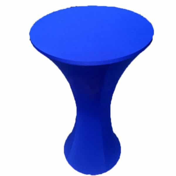 Lycra Bar Cover - Blue