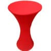 Lycra Bar Cover - Red