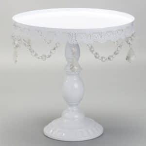 Cake Stand - White