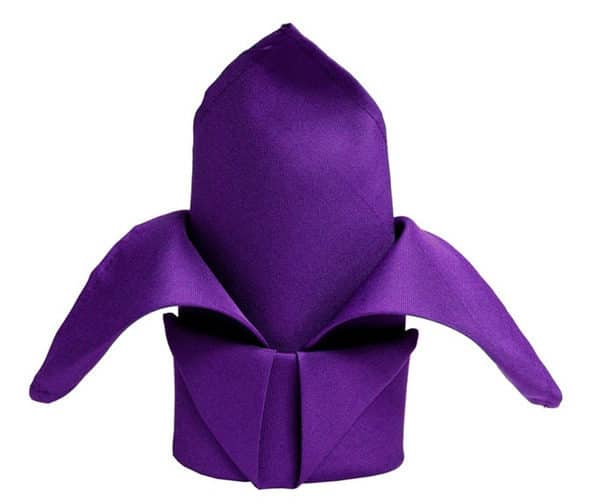 Napkin - Cadbury Purple