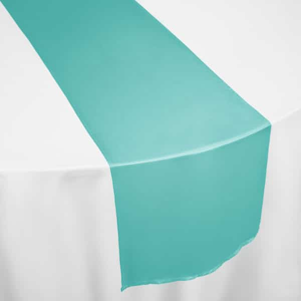 Satin Runner - Tiffany Green