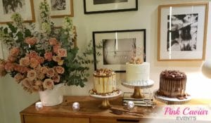 wedding cakes desserts WM