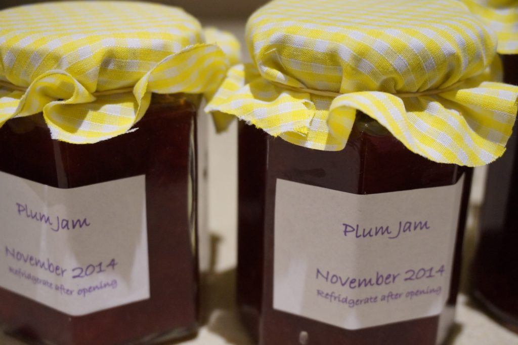 Rustic Theme - Jam Anyone? flower petal jar food dessert lighting wedding event