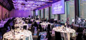 Corporate Gala Award Night Dinner Event CHECKED