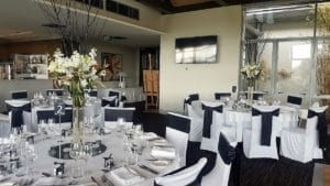 Corporate Black and White Event