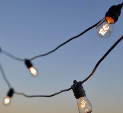 Feston Lights Outdoor Lights